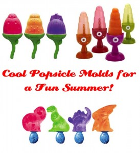 Cool Popsicles for Fun Summer