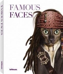 Famous Faces Book