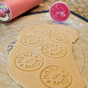 Home Made Cookie Stamp