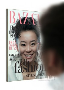 Magazine Cover Mirror