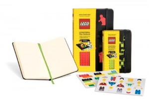 Moleskine Limited Edition Lego Journals