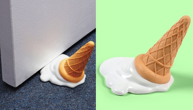 Scoops Ice Cream Door Stop