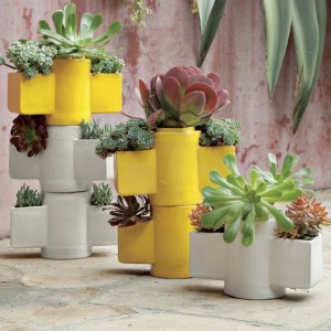 Stackable Totem Planters