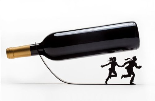 Wine For Your Life Bottle Holder