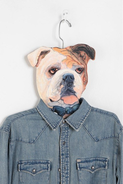 Animal Clothes Hanger - Dog