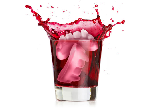 Cold Blooded Vampire Ice Tray