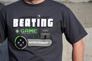 Beating a Game Tee
