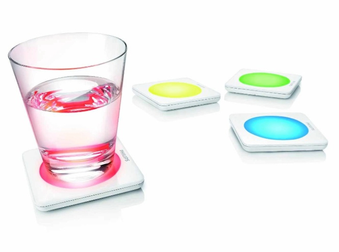Philips 69154_11_48 Lumiware Color Changing Coasters