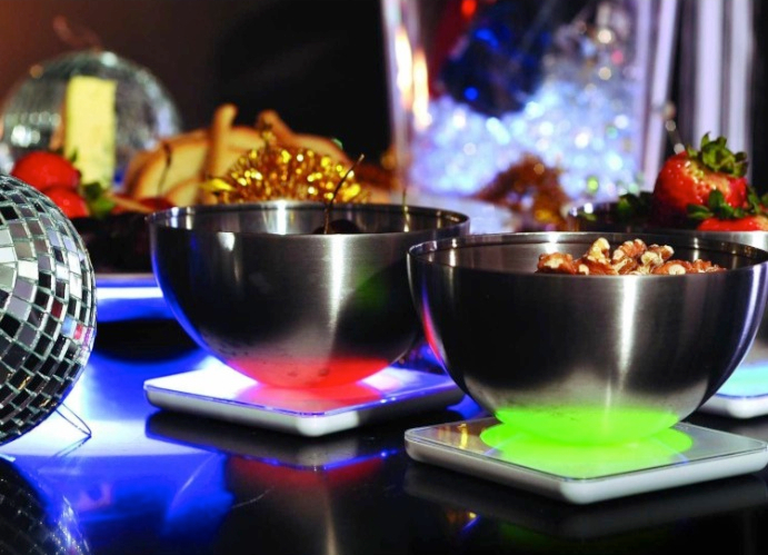 Philips 69154_11_48 Lumiware Color Changing Coasters0_