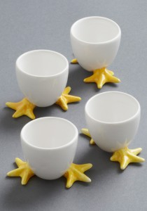 Shell-ebrate Egg Cup Set