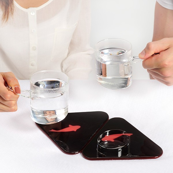Fish Cups and Heat Pads 2