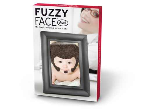 Fuzzy Face Photo Frame4