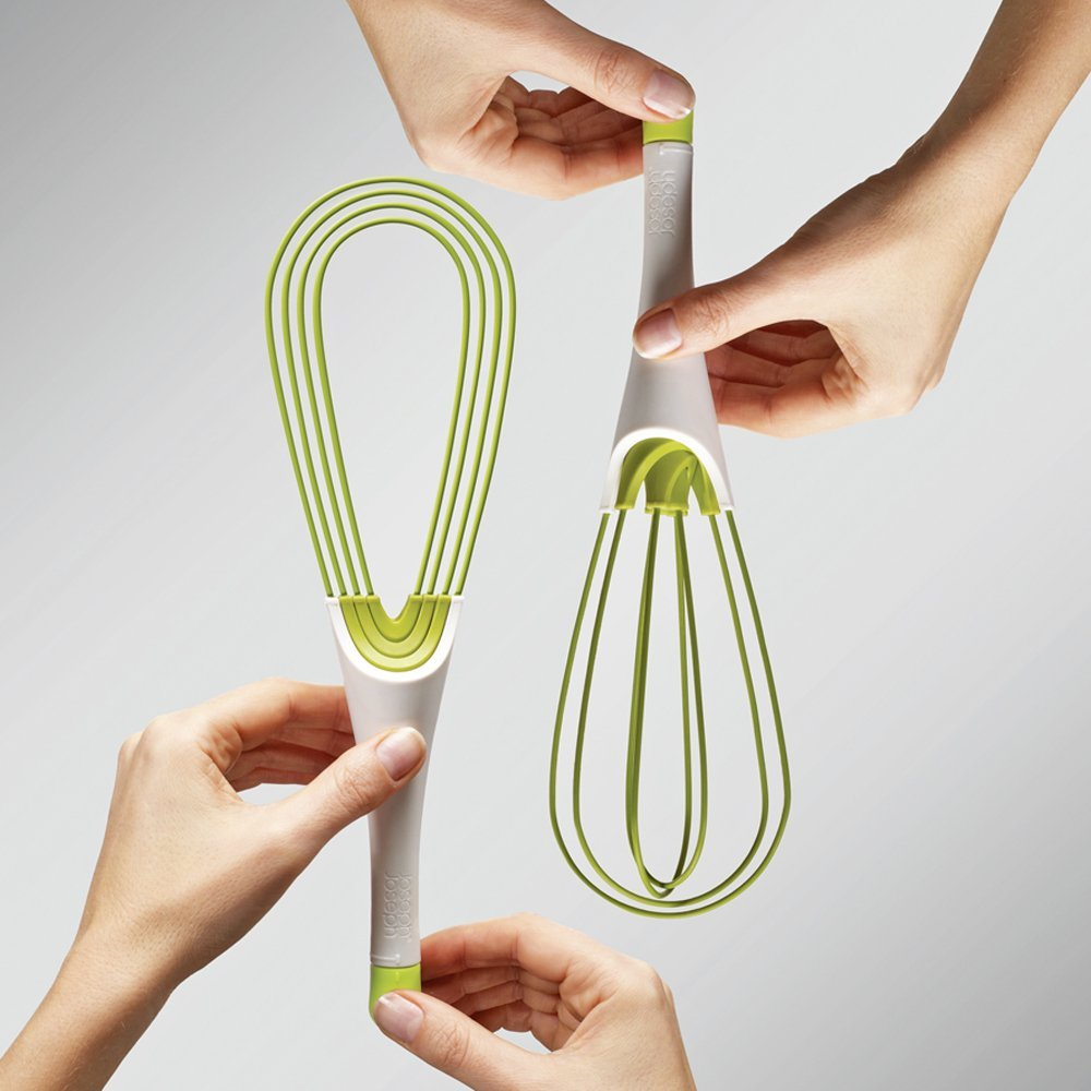 beautiful Kitchen Tools Design #3: Joseph Joseph Twist 2-in-1 Silicone Whisk