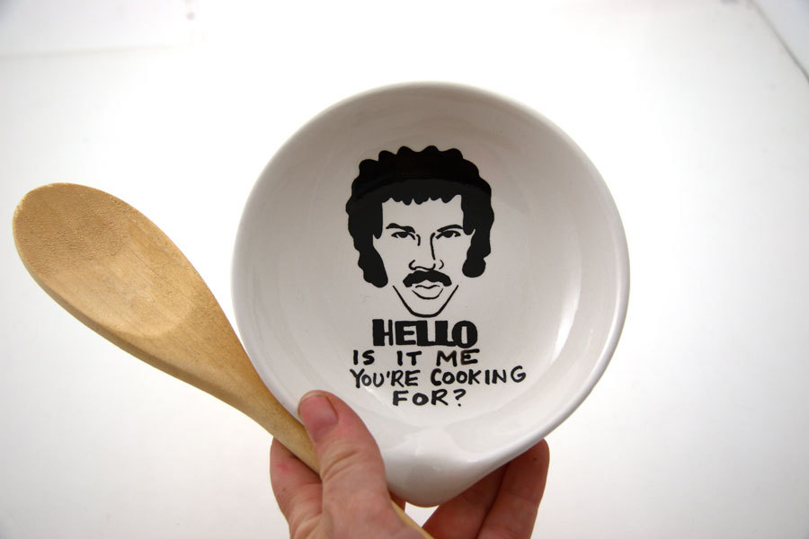 Lionel Riche Is It Me You're Cooking For