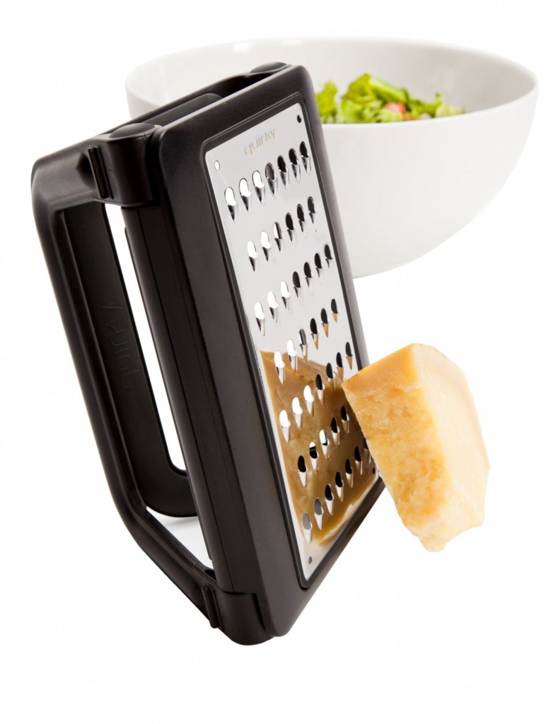 Quirky GRP-1-CW1 Grip Grater Multi-Position Cheese Grater