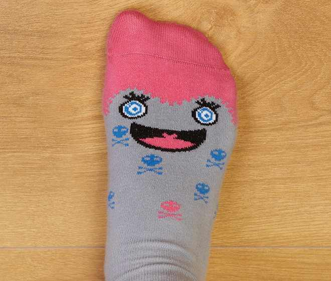 ChattyFeet Socks-miko