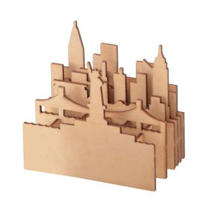 Cityscape Pen Holder_NY
