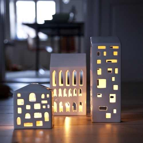 Kahler Urbania Light Houses