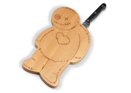 Ouch Cutting Board