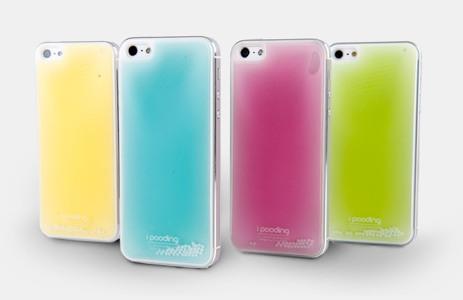 hot sale online 879e0 beef8 iPooding Liquid Filled iPhone Case – HolyCool.net