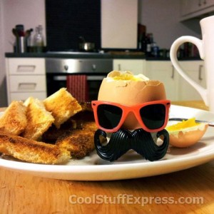Bad Egg - Egg Cup Holder