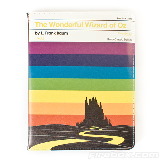 Classic Novel iPad Covers_Oz