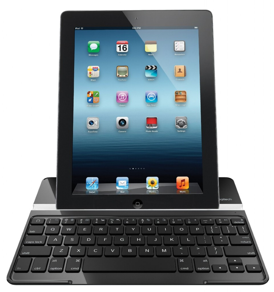Logitech Ultrathin Cover for iPad_