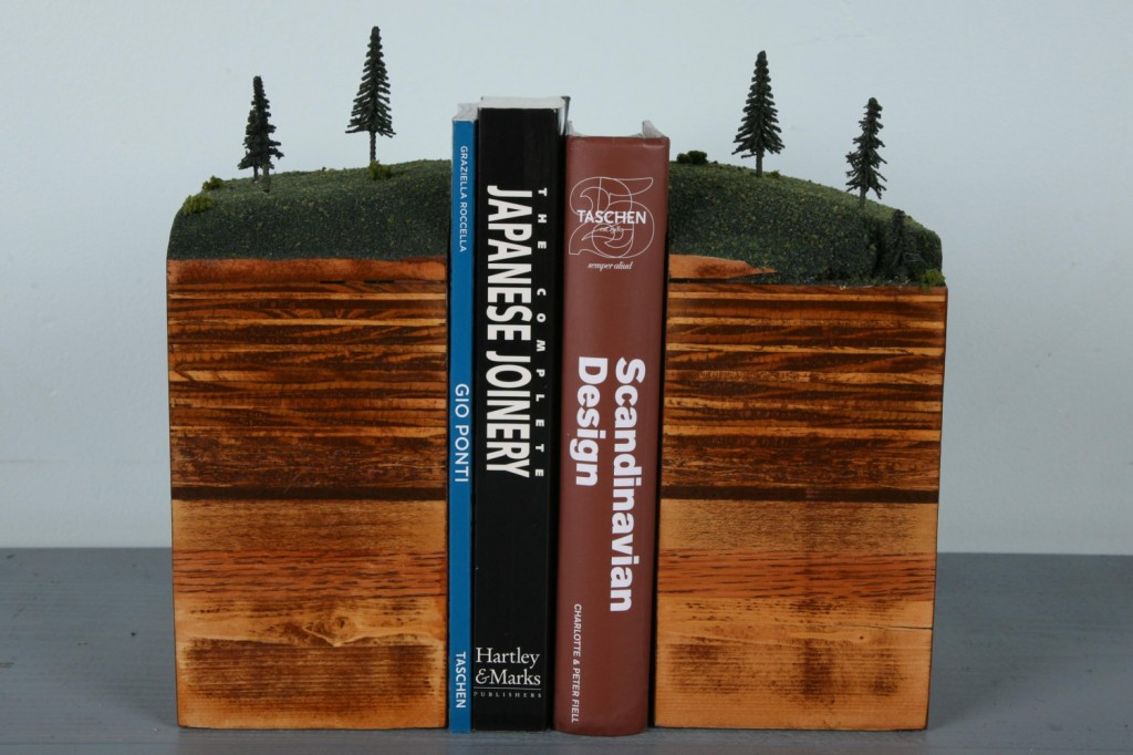 BookEnds of the Earth, Conifer Forest Series