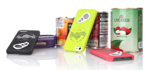 Canned Apple iPhone Case