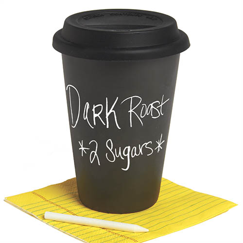 I am not a paper cup chalkboard edition
