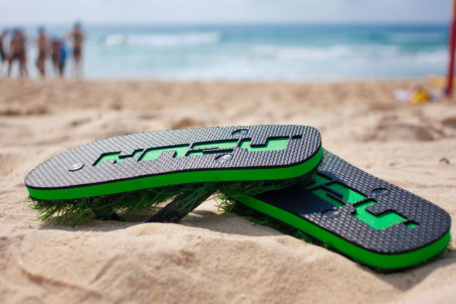 9f711d4ba6f2 ... Kusa Grass Flip Flops If you love the feeling of your bare feet ...