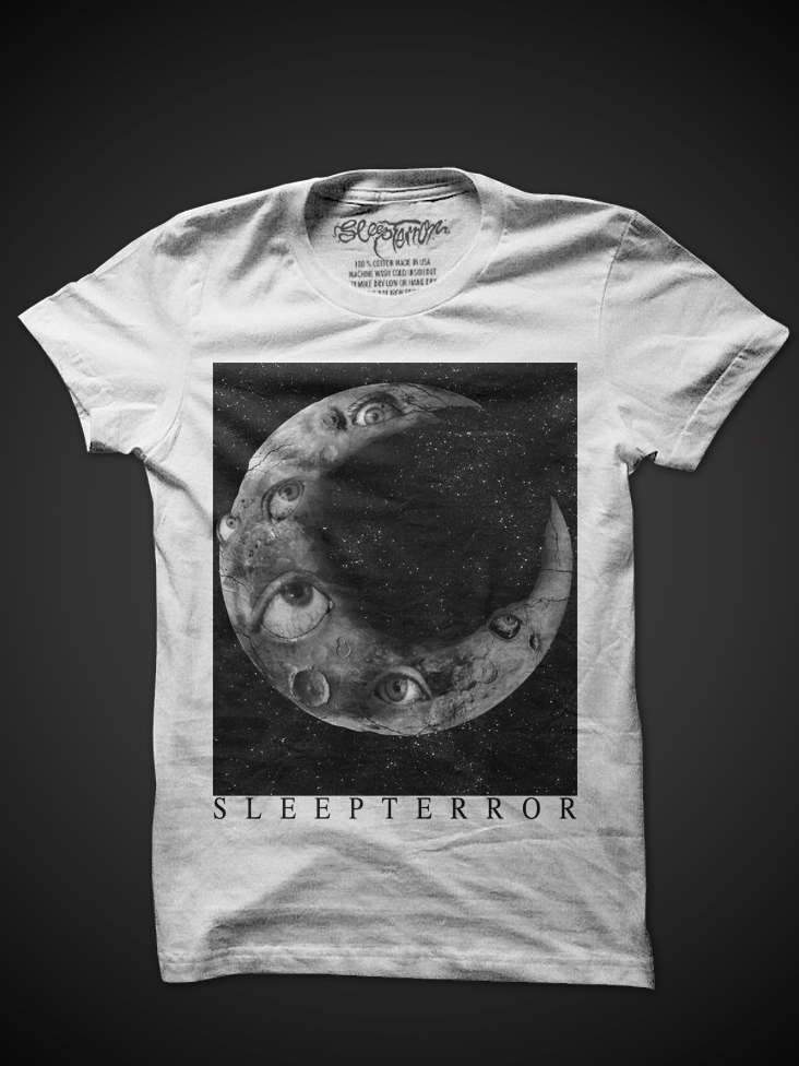 Real Moonster Tee