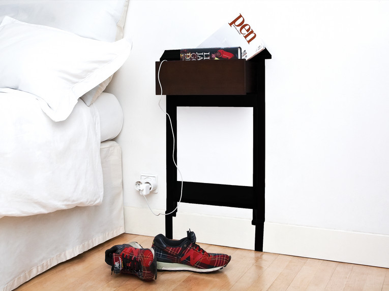 What You See is Not Side Table
