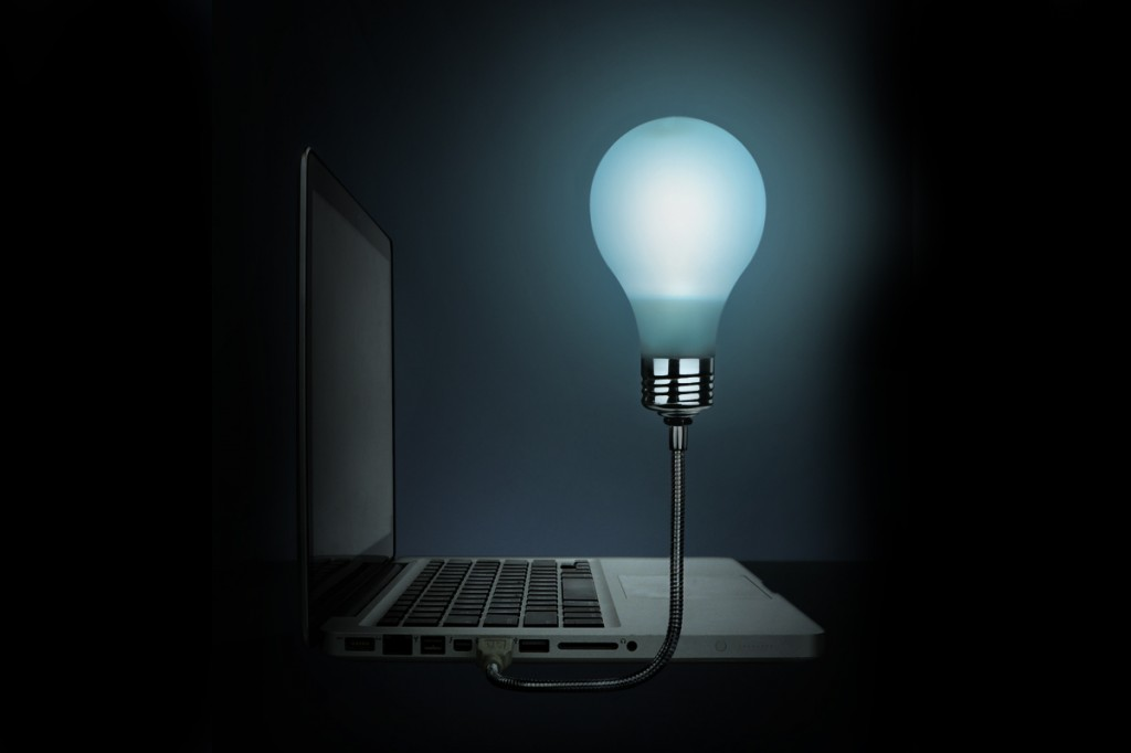 Bright Idea USB Lamp