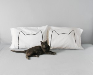 Cat Nap Pillowcases