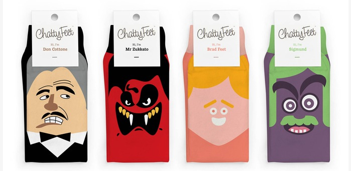 ChattyFeet Socks