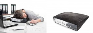 Office Nap Pillow