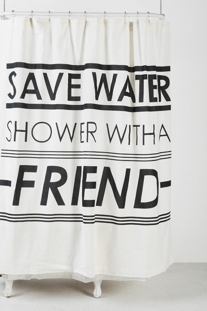 7 cool creative shower curtains