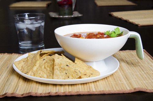 The Ripple Detachable Bowl and Plate