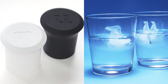 20 Cool & Creative Ice Cube Trays