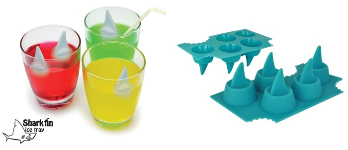 Shark Attack Ice Cube Tray