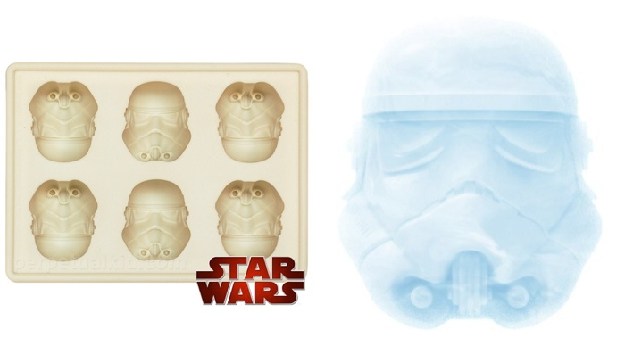 Storm Trooper Silicone Tray