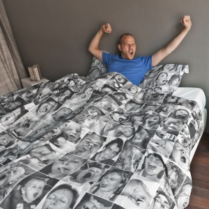 Yawn Bedding