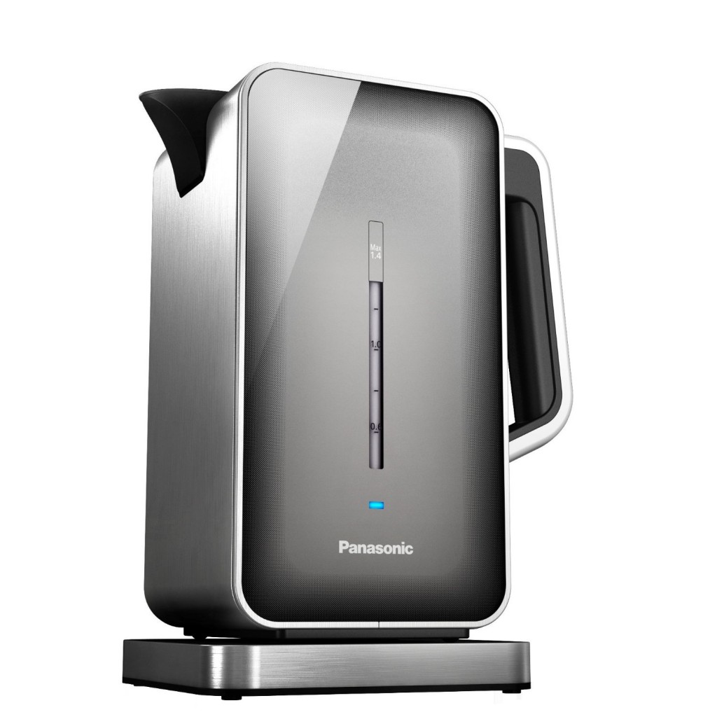 "Panasonic ""Breakfast Collection"" NC-ZK1H 1.4 Liter Water Kettle"