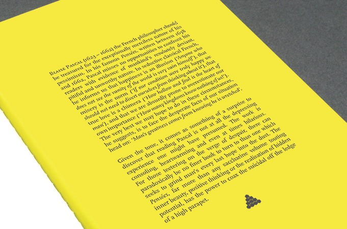 School of Thought Notebooks- The Pessimists