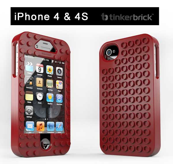 Tinkerbrick iPhone 4 Case