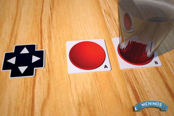Game Pad Coasters