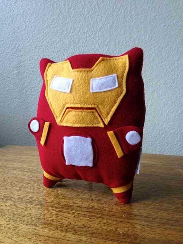 Iron Pillow