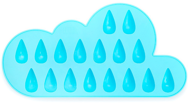 Kaplus Rain Drops Ice Tray