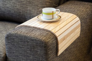 Lip Lap Sofa Tray